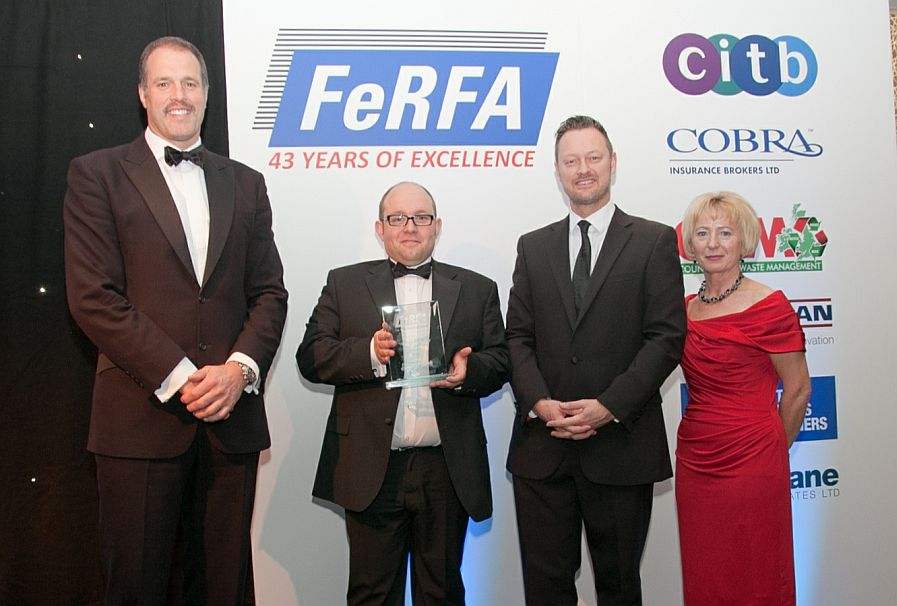 HEALTH AND SAFETY AWARD: Mapei UK