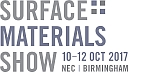 Surfaces & Materials Show 2017 Logo