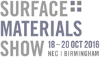 Surface & Materials Show logo
