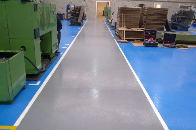 Manufacturing Flooring by Monarch