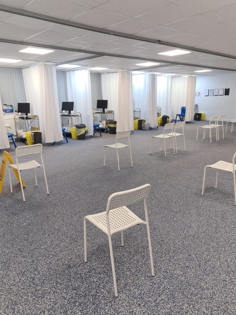 monarch resin floors healthcare flooring GP